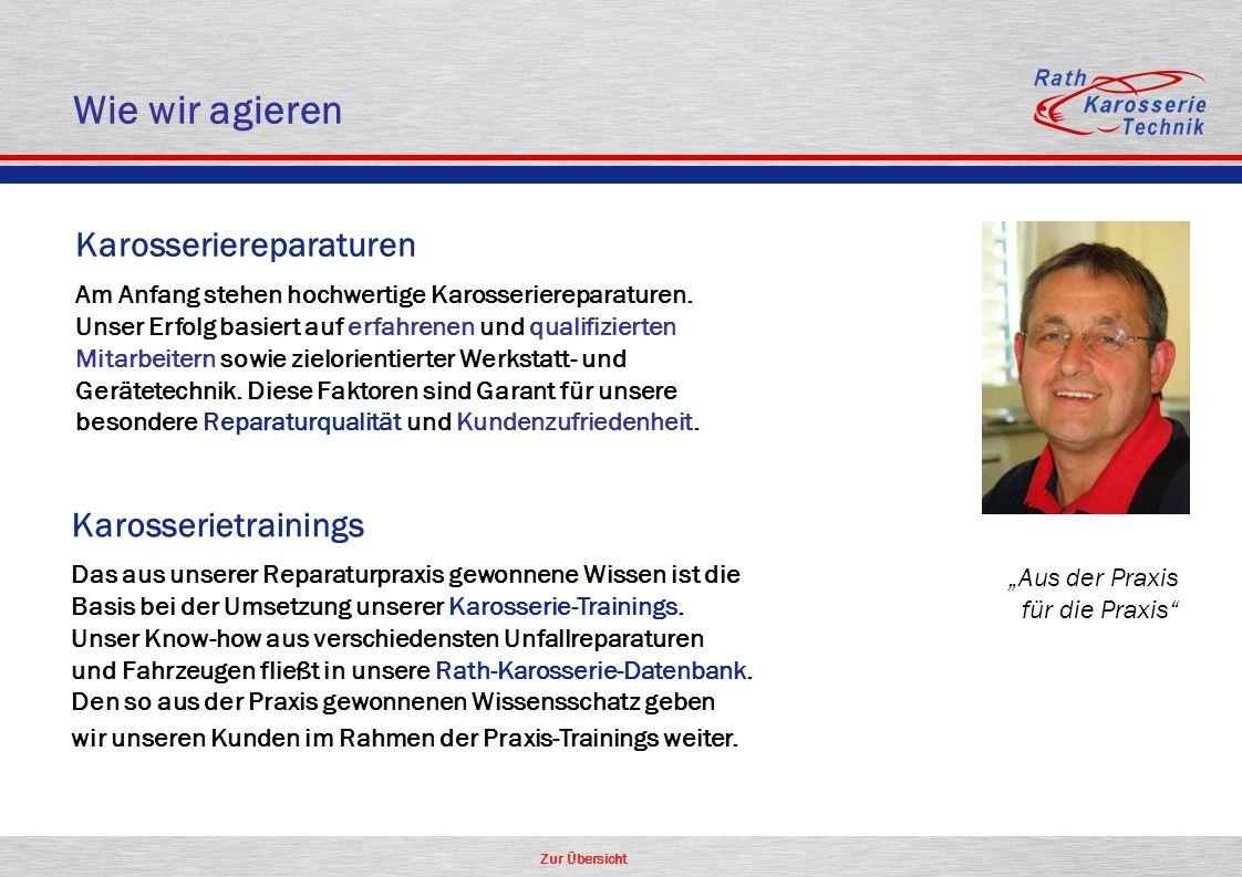 Zur Übersicht Neu- und Teilersatz bei der Unfallreparatur Beschreibung Neu- und Teilersatz mit dauerhafter Substanz.