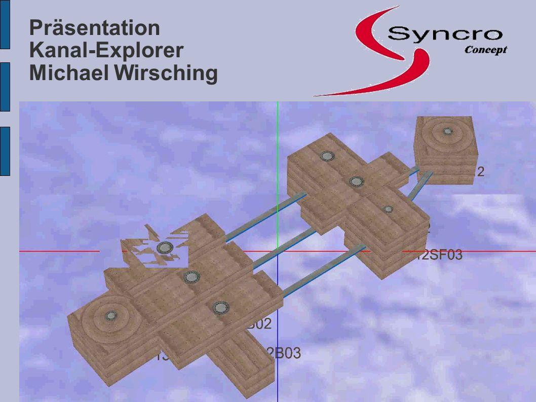 Präsentation Kanal-Explorer Michael Wirsching
