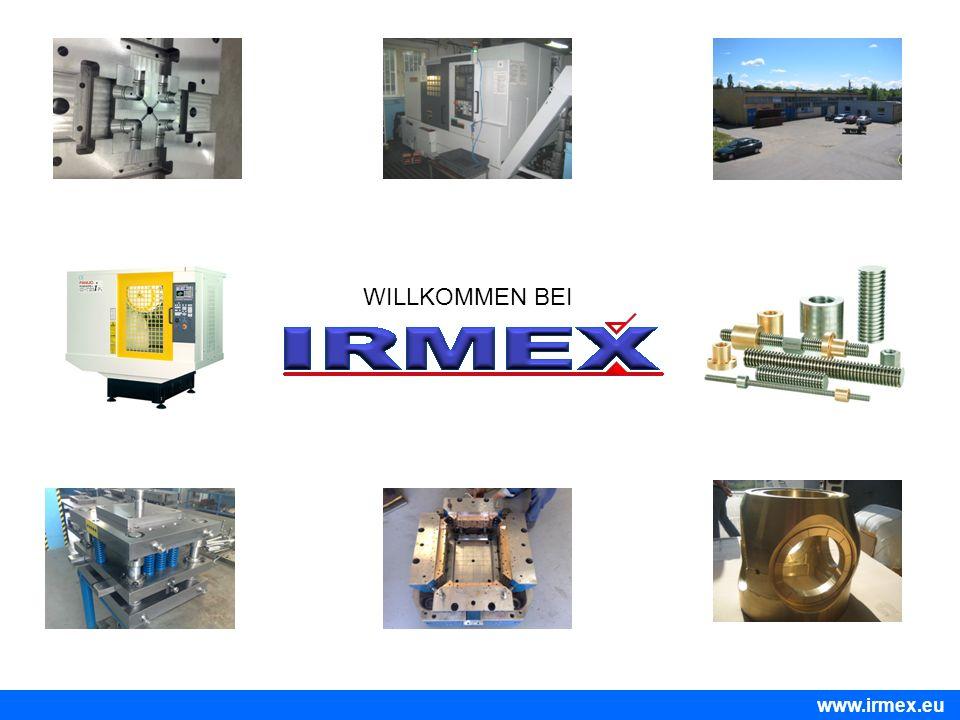 WILLKOMMEN BEI www.irmex.eu