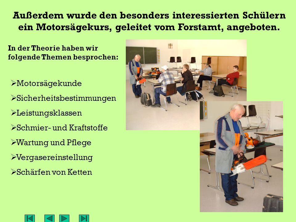 und überhaupt entstanden im Rahmen des Projektes In Deutsch - Berichte über die Aktion - Diskussionen - Beurteilungskriterien für die individuelle Mitarbeit - Briefe an Multiplikatoren in EDV - die Darstellung des Projektes in WORD und POWERPOINT - Weiterführung des Deutschunterr.