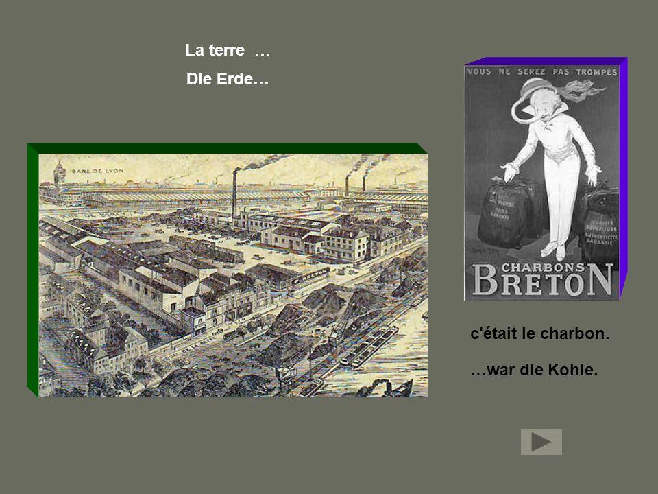 La pose - Le Briquet Neuanzünden der Lampen