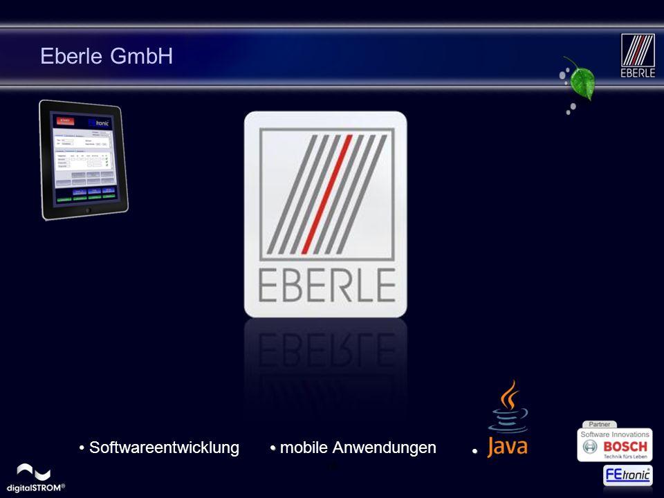 161 Eberle GmbH Softwareentwicklung mobile Anwendungen
