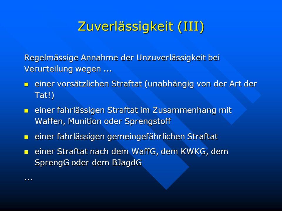 Bestimmte Munition Hohlspitz-Munition: Wird aller Voraussicht nach nicht mehr verboten und damit erlaubt sein.