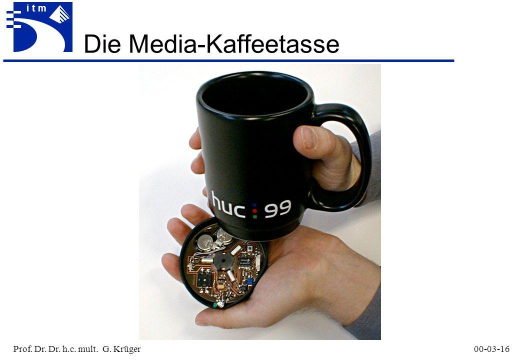 Prof. Dr. Dr. h.c. mult. G. Krüger00-03-16 itm Die Media-Kaffeetasse