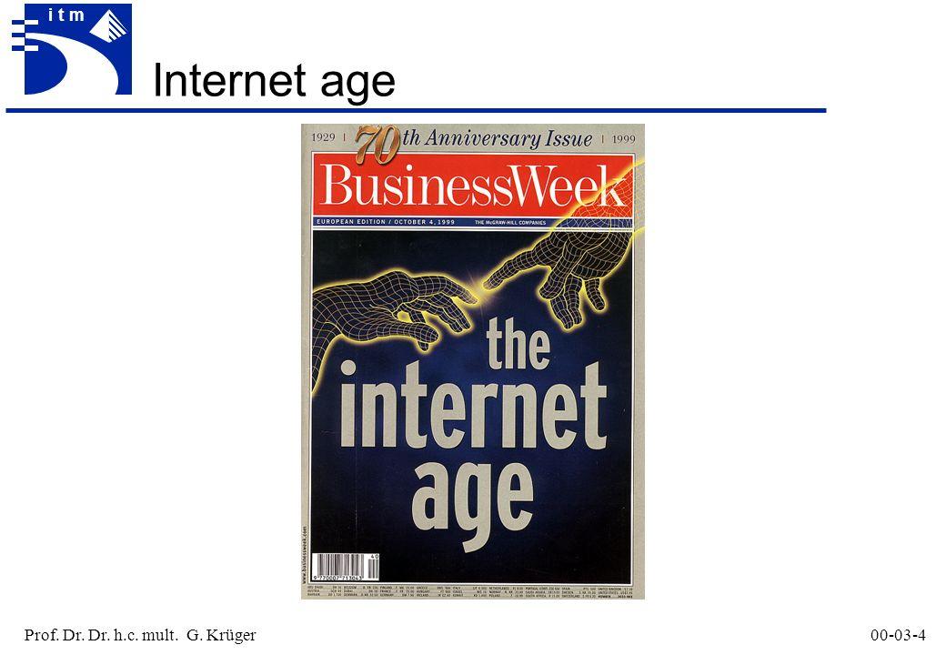 Prof. Dr. Dr. h.c. mult. G. Krüger00-03-4 itm Internet age