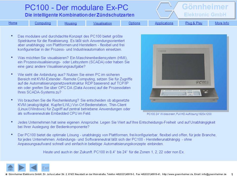 32 Gönnheimer Elektronic GmbH, Dr.Julius Leber Str.