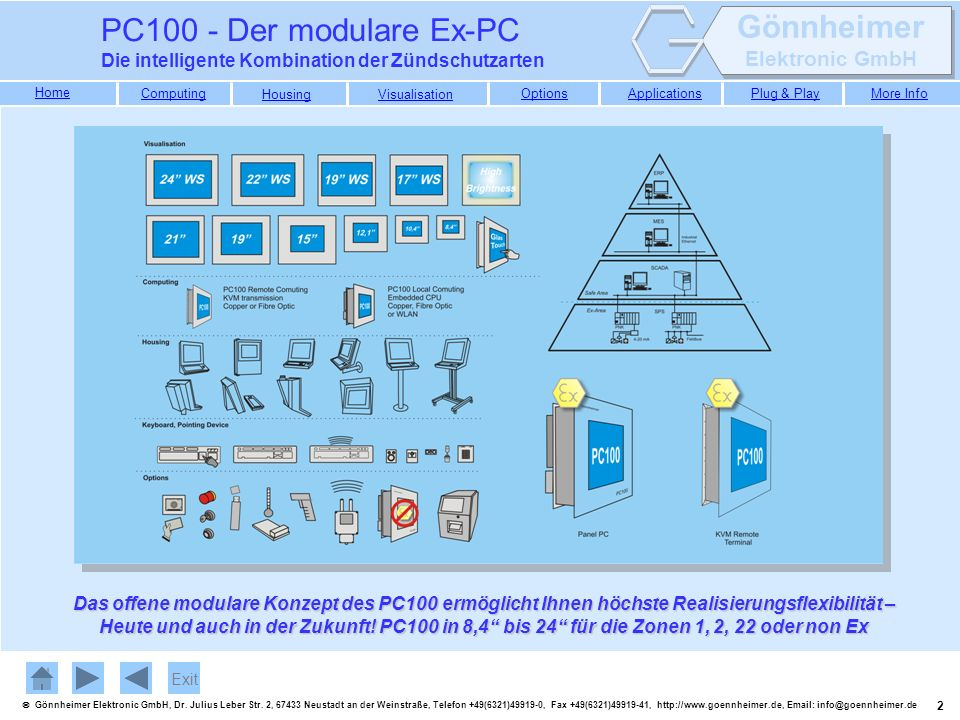 63 Gönnheimer Elektronic GmbH, Dr.Julius Leber Str.