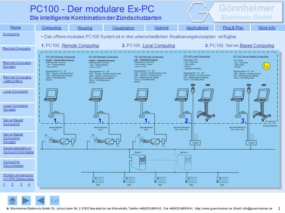 64 Gönnheimer Elektronic GmbH, Dr.Julius Leber Str.