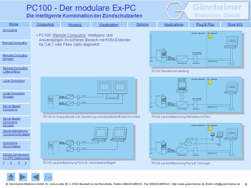 45 Gönnheimer Elektronic GmbH, Dr.Julius Leber Str.