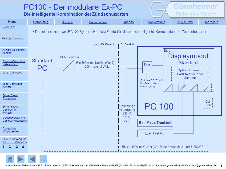 36 Gönnheimer Elektronic GmbH, Dr.Julius Leber Str.