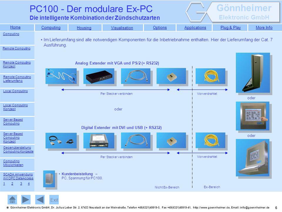 57 Gönnheimer Elektronic GmbH, Dr.Julius Leber Str.
