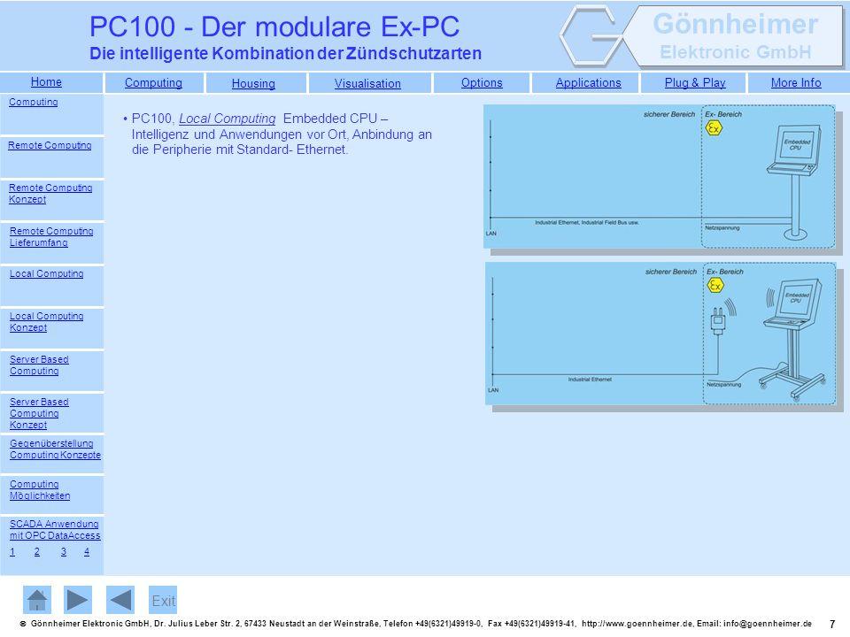 18 Gönnheimer Elektronic GmbH, Dr.Julius Leber Str.