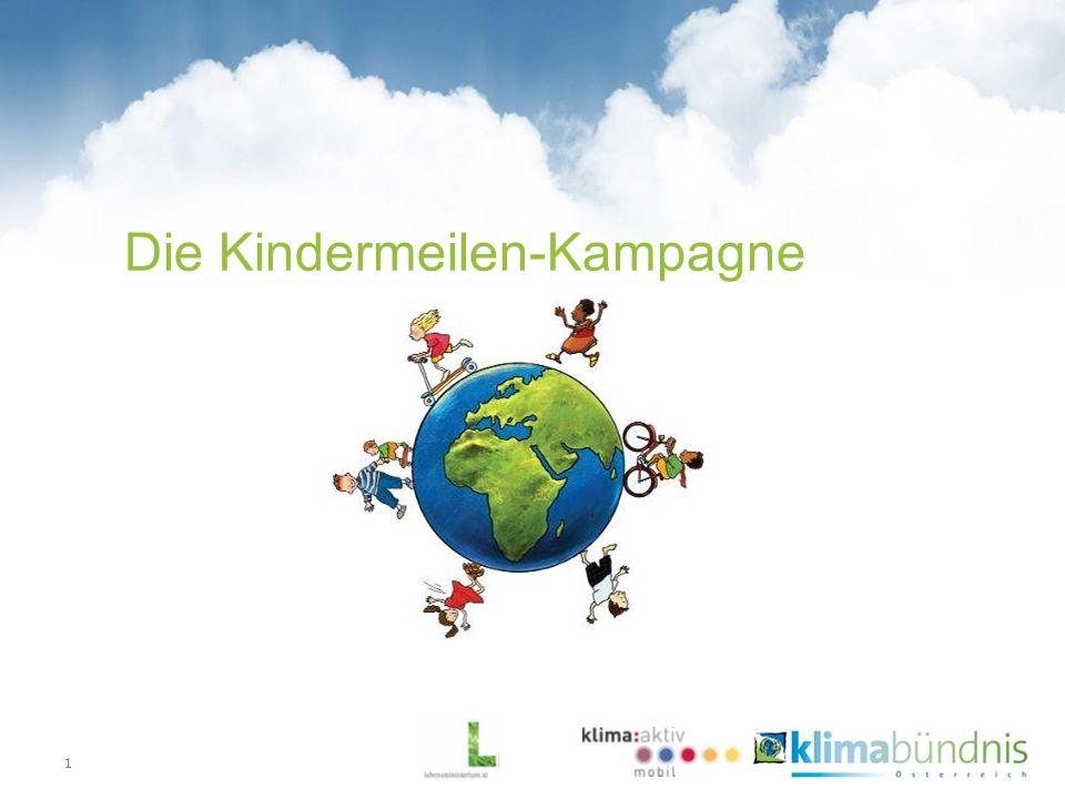 1 Die Kindermeilen-Kampagne