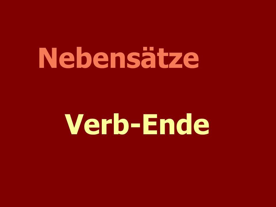 Ich morgen Nachmittag nach Köln.fahre Verb #2 Im HAUPTSATZ ist das Verb #2: Nach Köln ich morgen Nachmittag.fahre Ein HAUPTSATZ kann ALLEIN stehen.