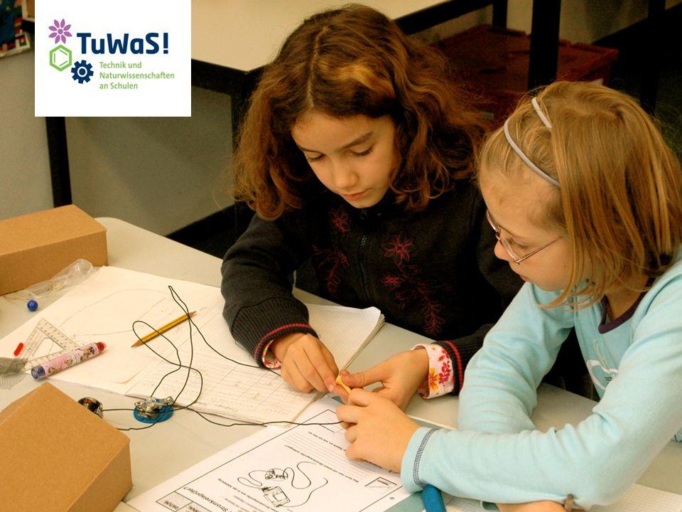 TuWaS! Projekt zur Förderung des forschenden Lernens