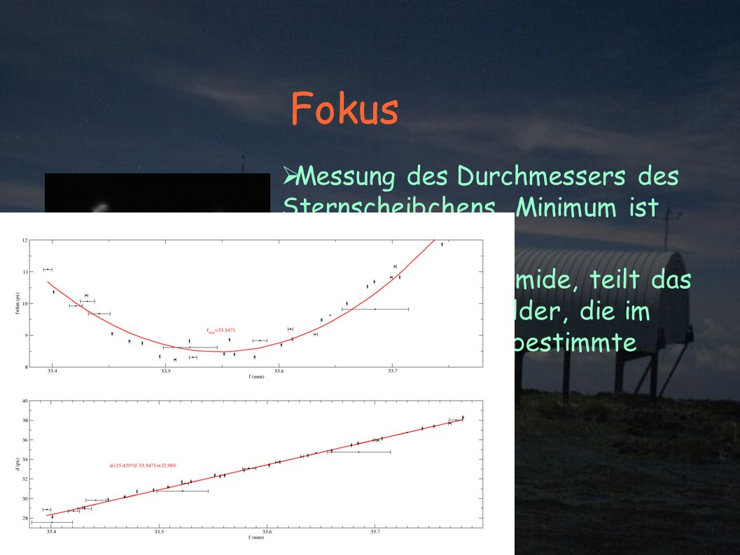 Fokus Measure diagonals or Measure side length.