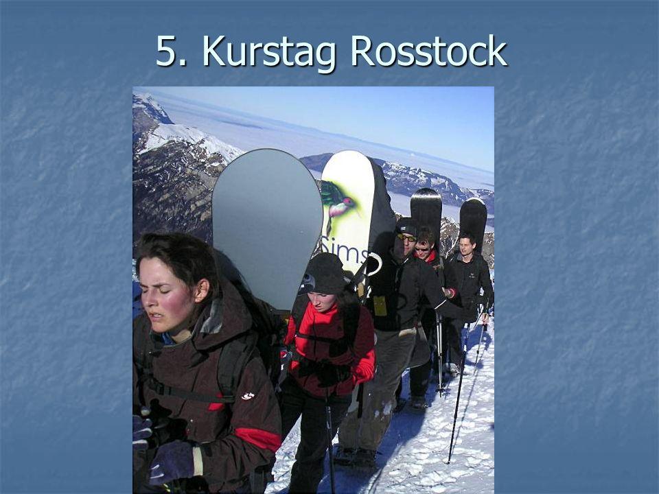 5. Kurstag Rosstock