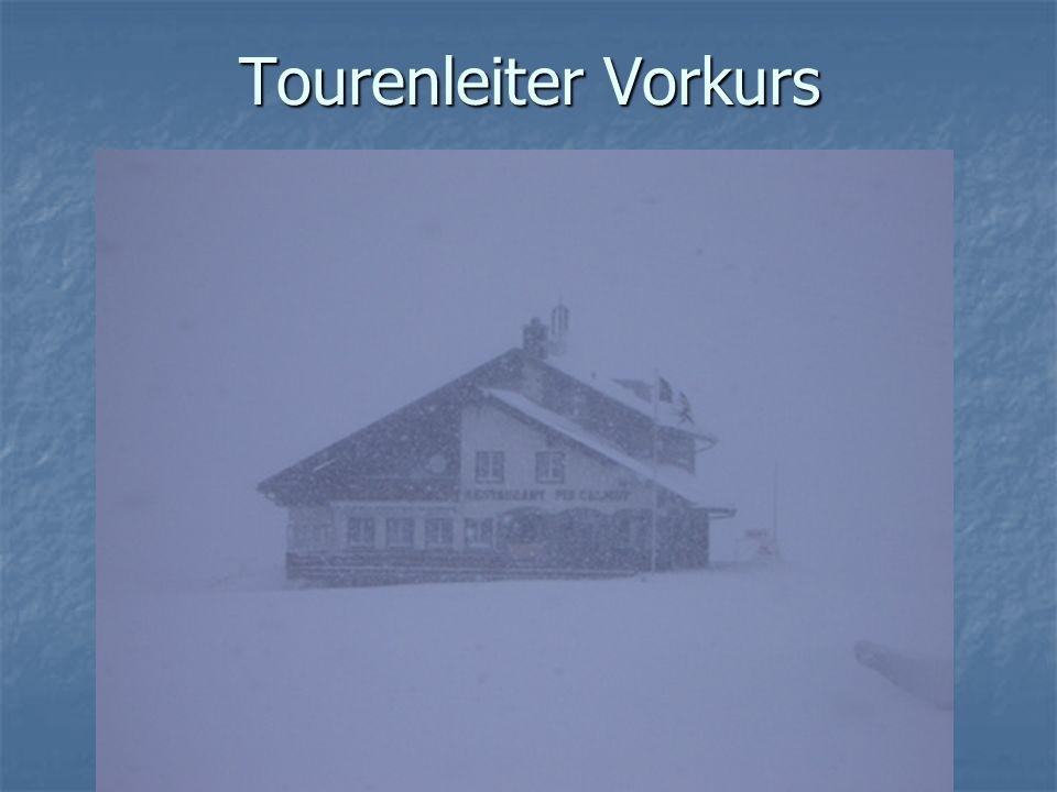 7.Kurstag Buochserhorn (1806m) Datum: 30. Januar 2005 Datum: 30.
