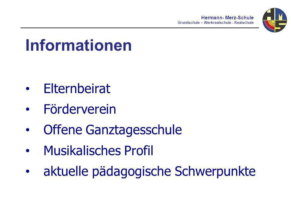 Informationen Zahlen zur Werkrealschule und Realschule Klassenbildung Anmeldung Information der Kinder erste Schulwoche