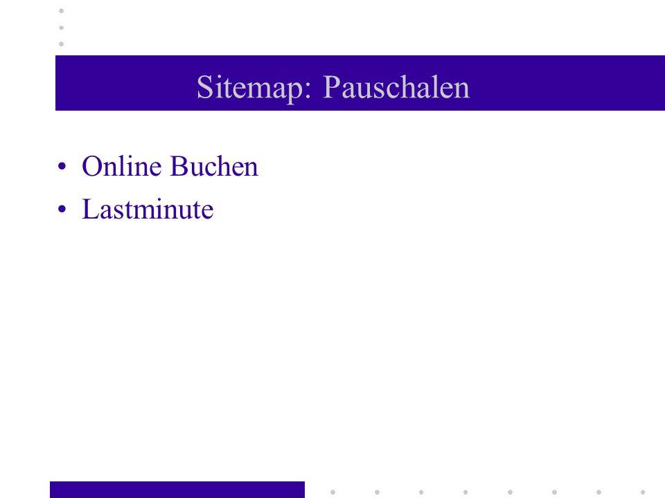 Sitemap: Pauschalen Online Buchen Lastminute