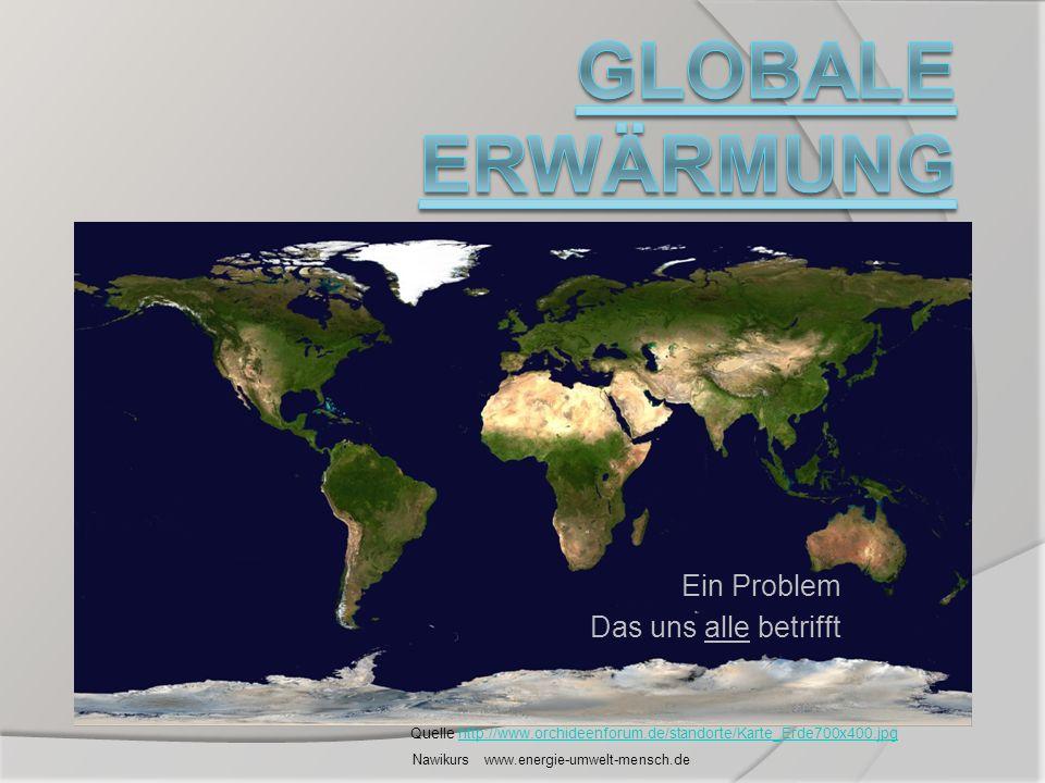 Wach wurde die Welt erst, nachdem die Kosten bekannt wurden, die der Klimawandel mit sich bringt bzw.