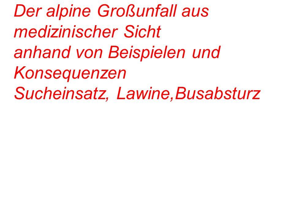 Zusammenarbeit der Rettungsorganisationen BRDÖRKNAH Verfügbar+++++++ Geländetauglich ++++/-+++ Einsatzmögl.