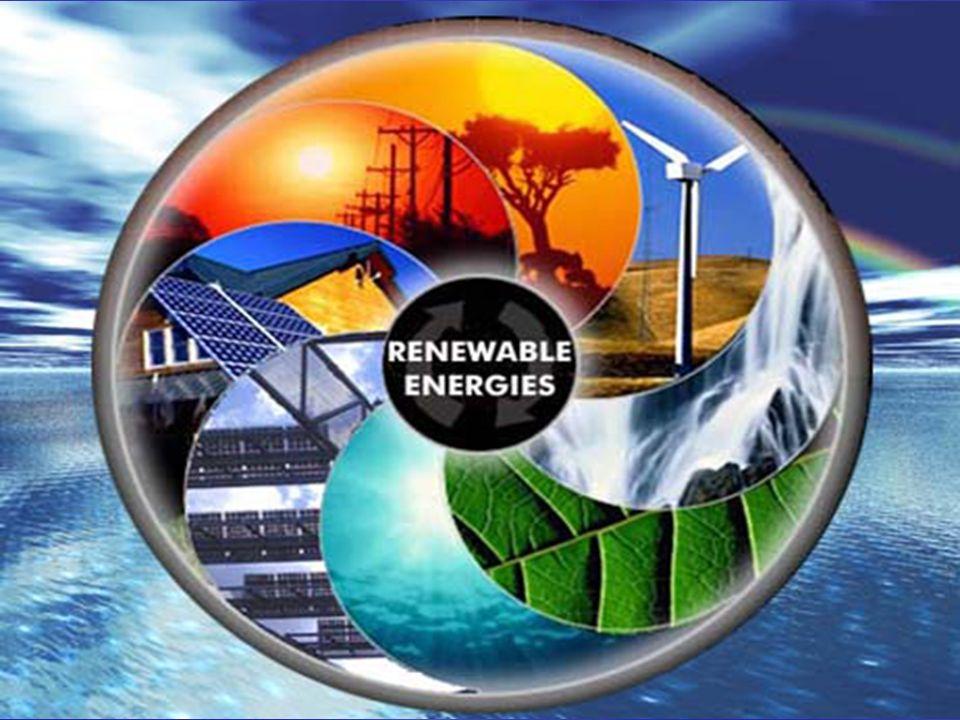Erneuerbare Energien- Rettung vor dem Weltuntergang Erneuerbare Energien Erneuerbare Energien –Atomenergie –Windenergie –Wasserenergie –Solarenergie Mögliche Zukunftsprognosen für CO 2 -Bilanz Deutschlands Mögliche Zukunftsprognosen für CO 2 -Bilanz Deutschlands Optimierung der CO 2 -Bilanz