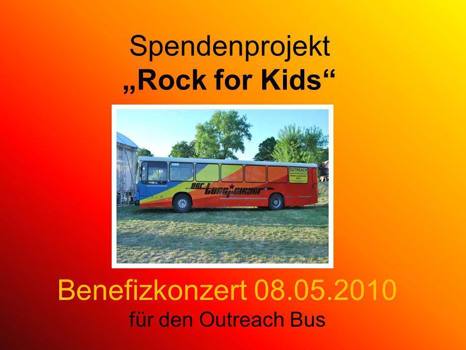 Die Idee: Wir brauchen den OUTREACH Bus.