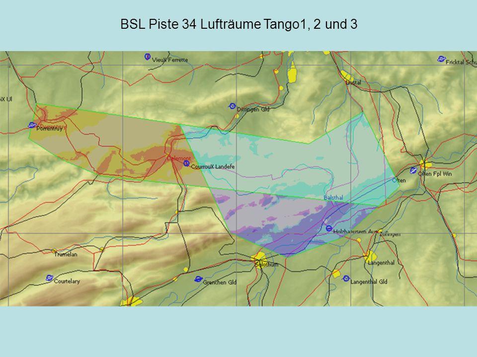 BSL Piste 34 Lufträume Tango1, 2 und 3