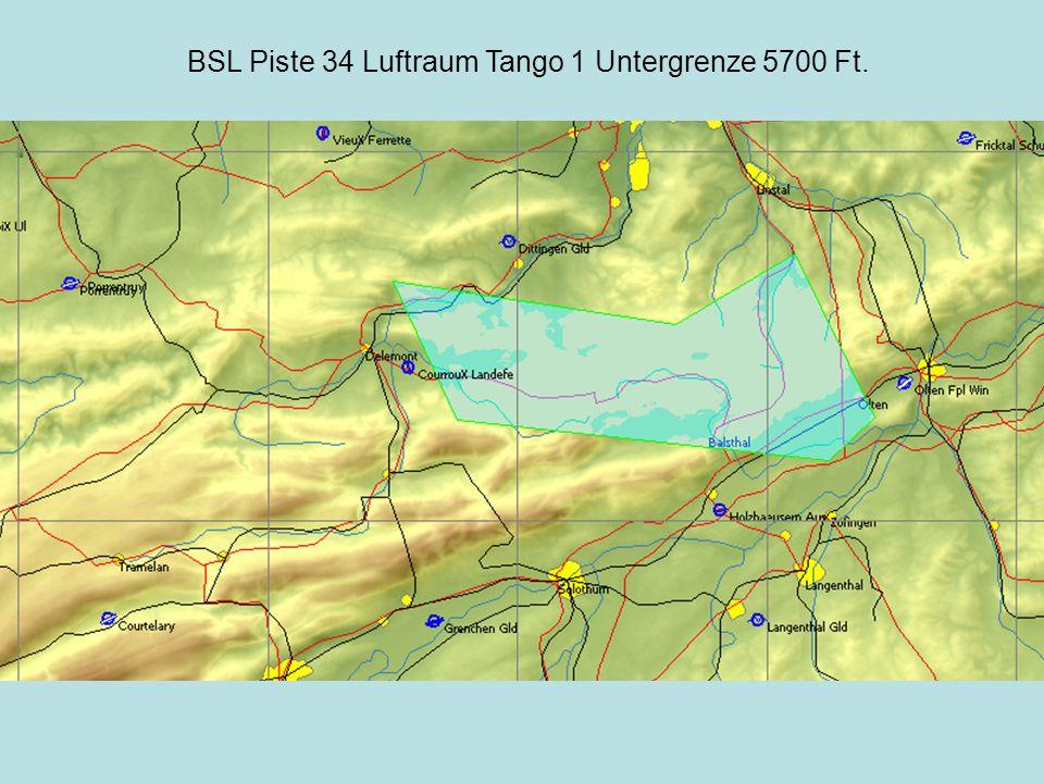 Bei Ausfall der AIT Frequenz 134.675 Mhz: Die TMA wird deaktiviert Die folgende Meldung wird auf dem ATIS BSL 127.875 Mhz.