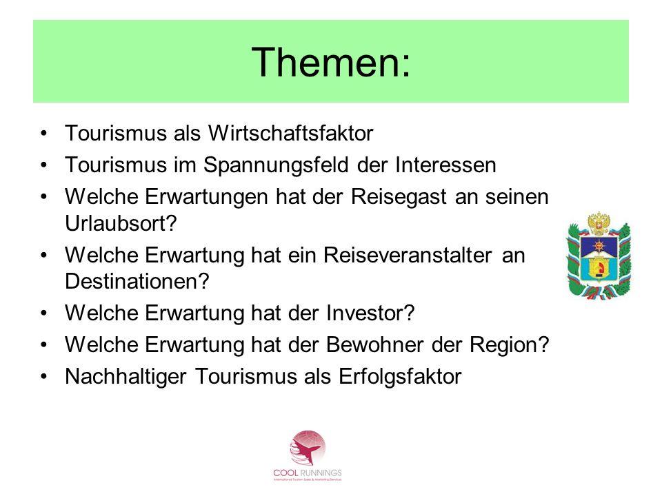 Zur Person: Name: Ralf Behmer Jahrgang: 1960 Berufserfahrung: seit 1978 Position: Unternehmensberater Touristik Inhaber: Cool Runnings Sales & Marketing