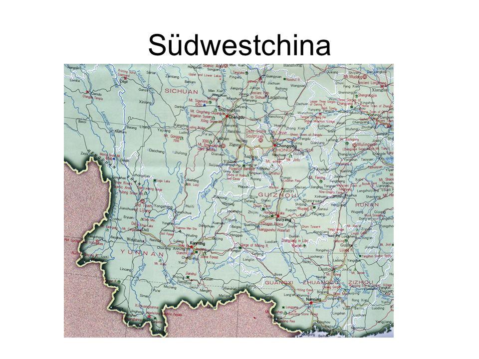 Südwestchina