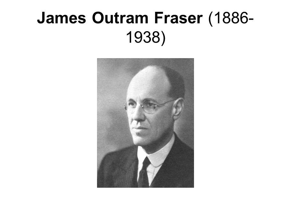 James Outram Fraser (1886- 1938)