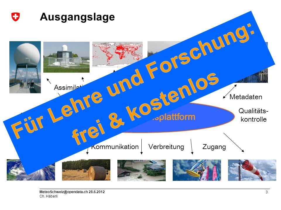 4 MeteoSchweiz@opendata.ch 28.6.2012 Ch.