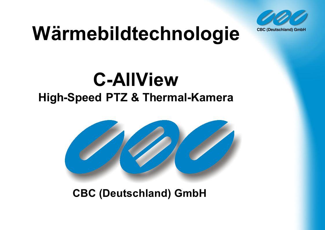 CCD Kamera Thermal Kamera Kein Licht Vergleich CCD/Wärmebildkamera Anwendung