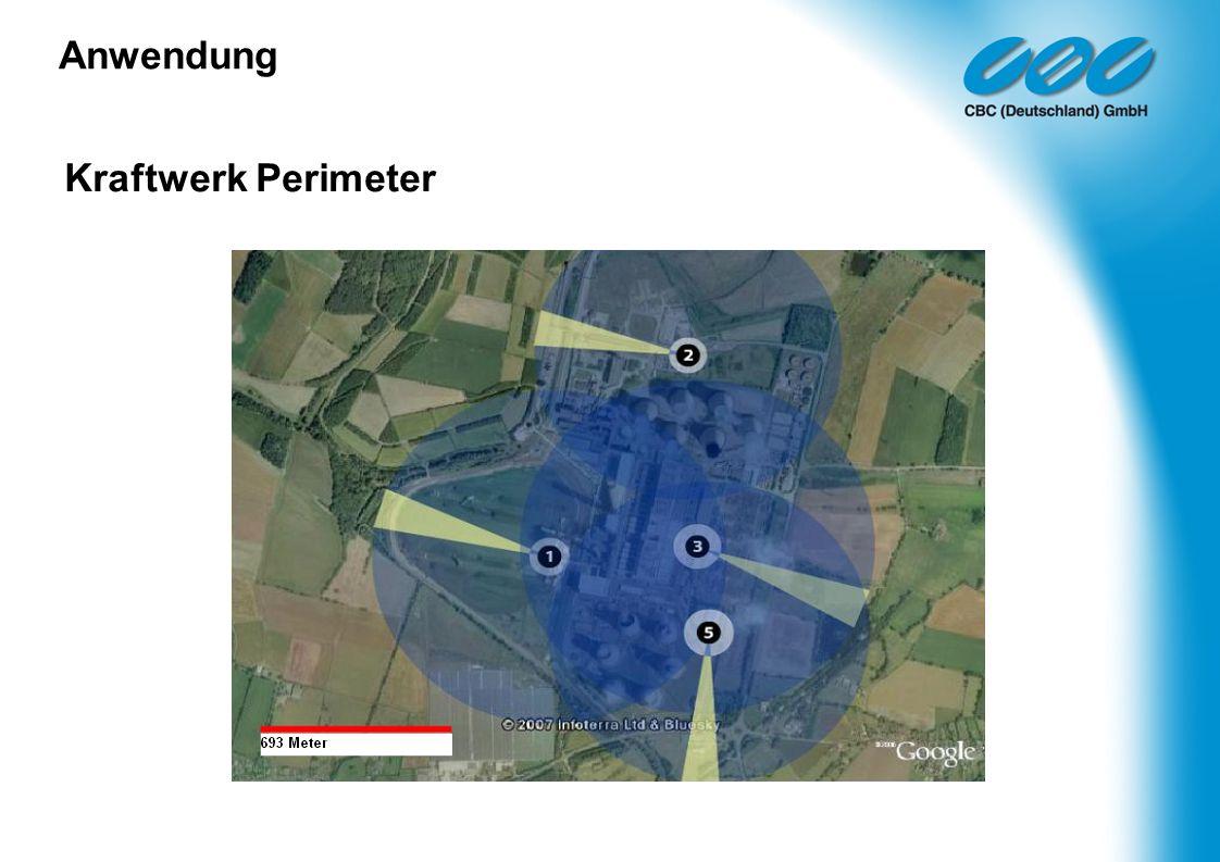Kraftwerk Perimeter Anwendung 4