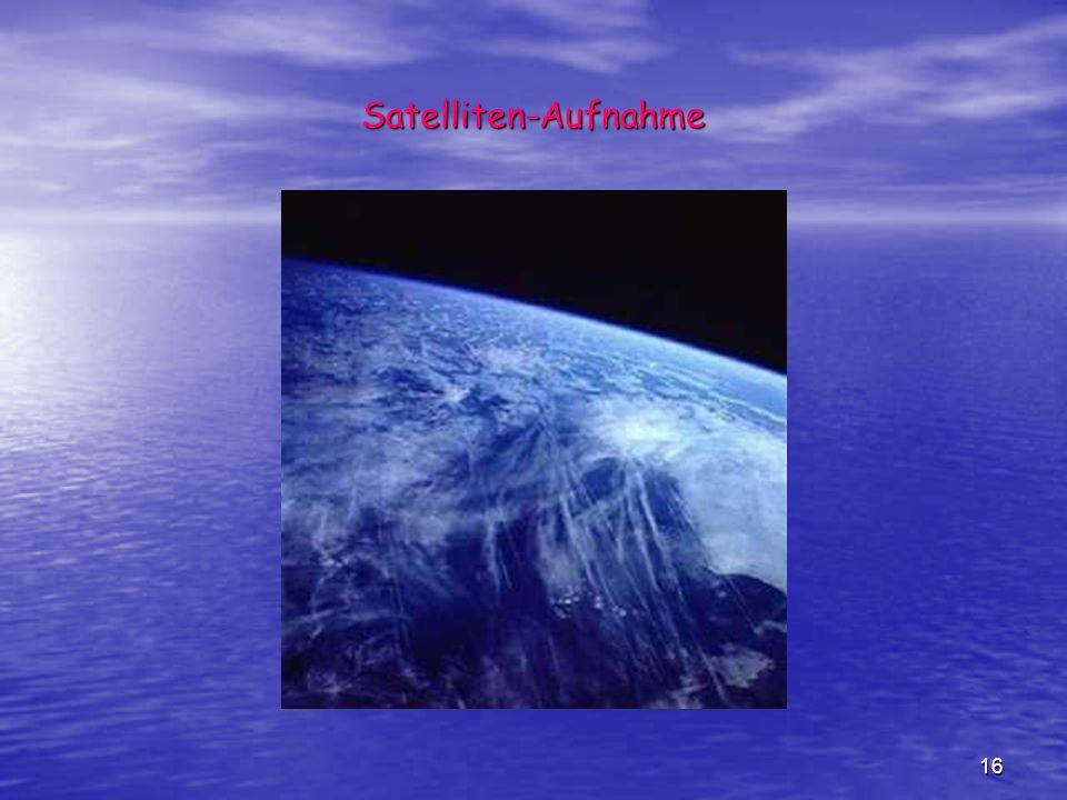 16 Satelliten-Aufnahme