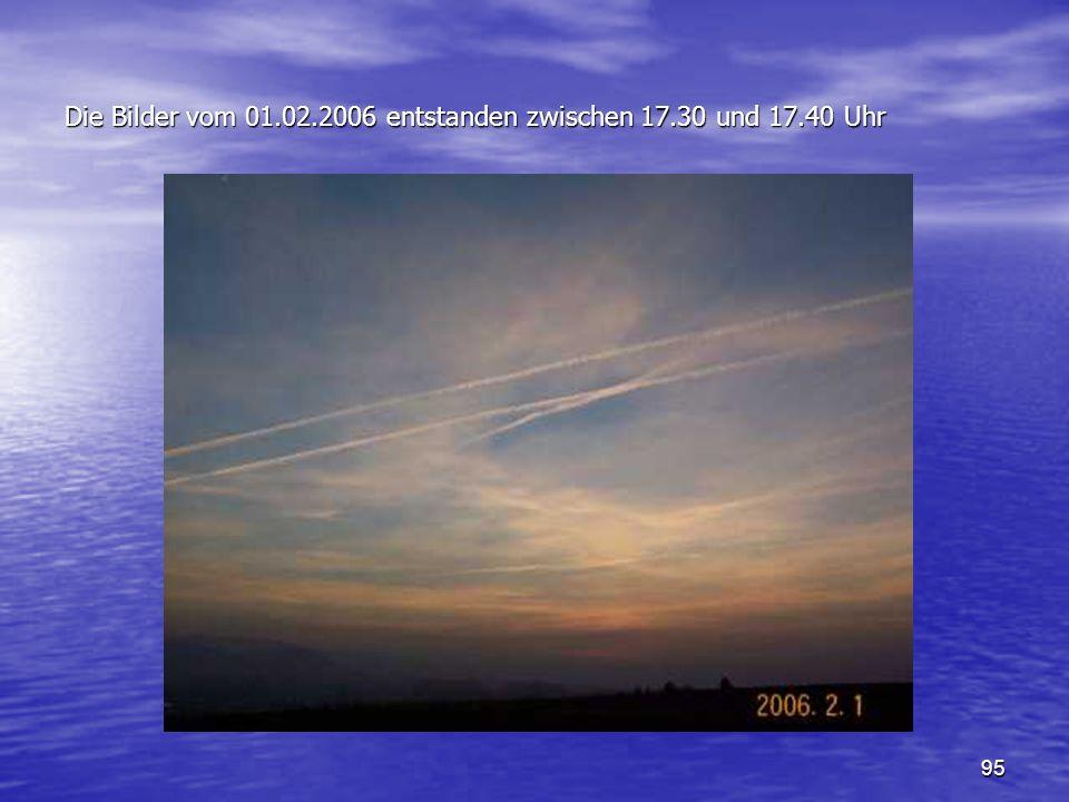 95 Die Bilder vom 01.02.2006 entstanden zwischen 17.30 und 17.40 Uhr