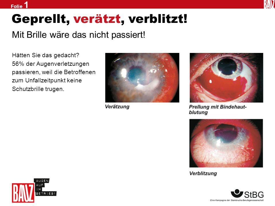 Moderationsleitfaden zum Thema Augen und Augenschutz