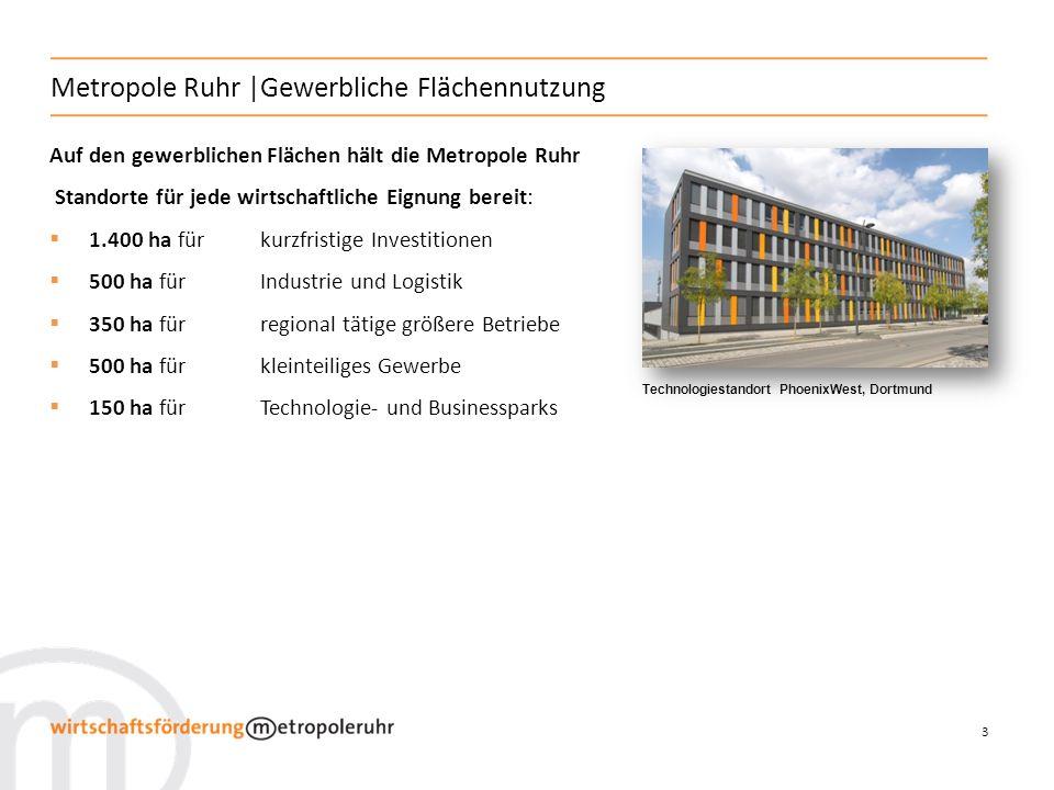 4 Metropole Ruhr | ruhrAGIS - Informationssystem für alle GE / GI Flächen ruhrAGIS Digitaler Atlas der Gewerbe- und IndustrieStandorte Metropole Ruhr ruhrAGIS = 74.760 Flächen / 26.390 ha 38.600 Unternehmen / 47.760 wirtschaftliche Nutzungen