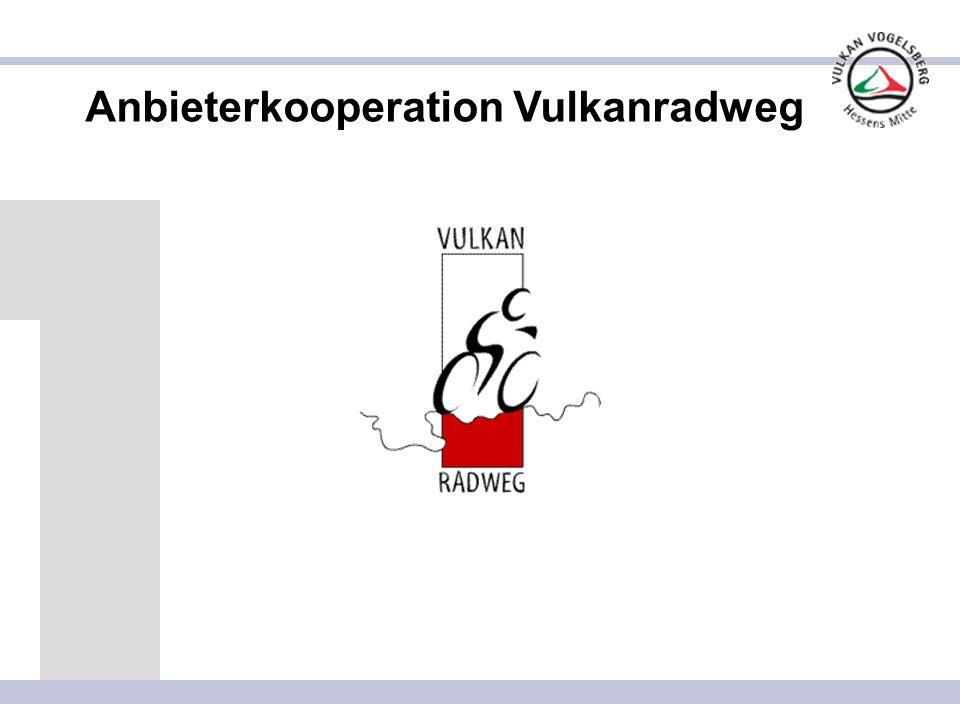 Anbieterkooperation Vulkanradweg