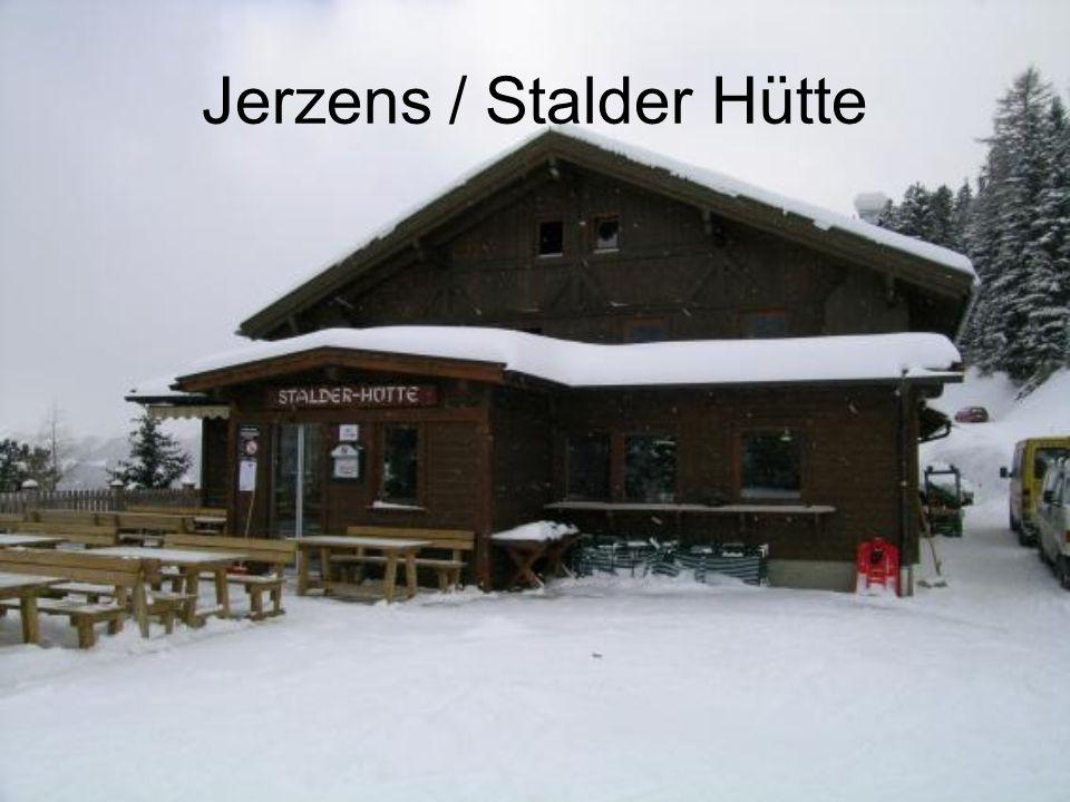 Jerzens / Stalder Hütte
