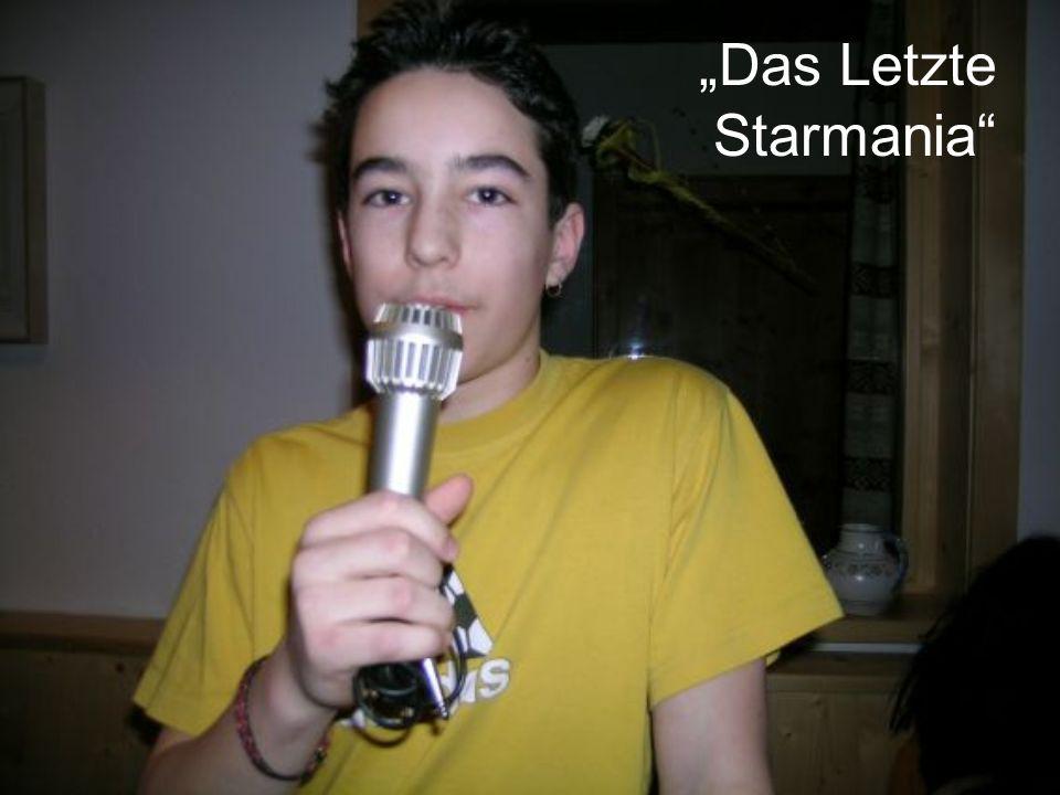 Das Letzte Starmania