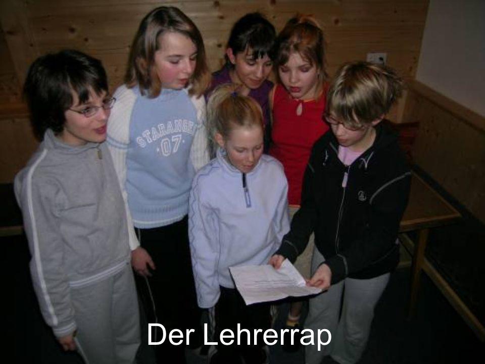 Der Lehrerrap