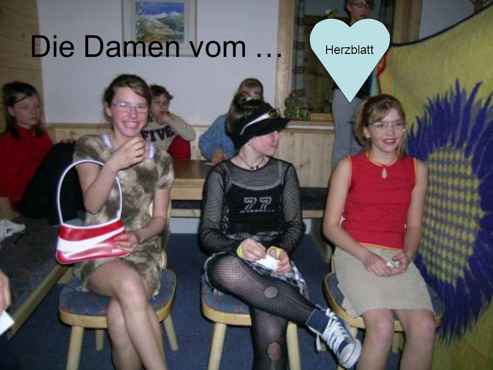 Die Damen vom … Herzblatt