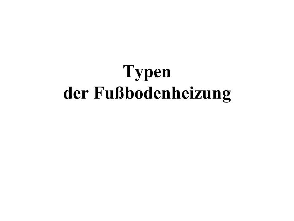 Speicherheizung 1.Untergrund 2.Wärmeisolierung (Presspolystyrol) – 8 cm 3.Stahldrahtgeflecht KARI 4.Heizmatte ECOFLOOR 5.
