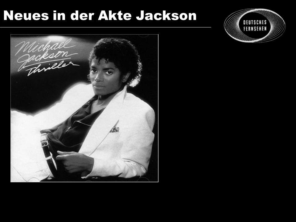 Neues in der Akte Jackson