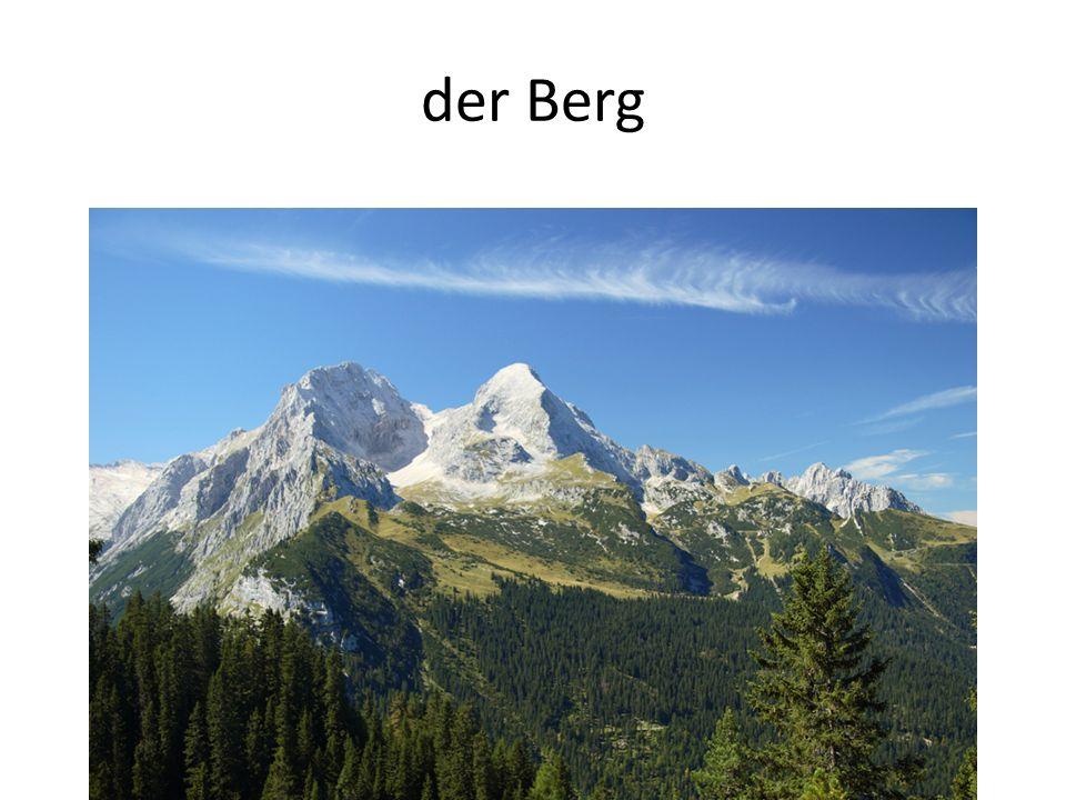 der Berg