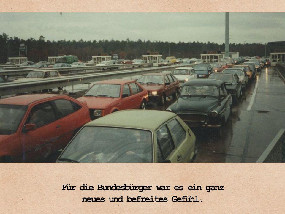 Weihnachten 1989.Der NDR ist zu einer Liveübertragung da.