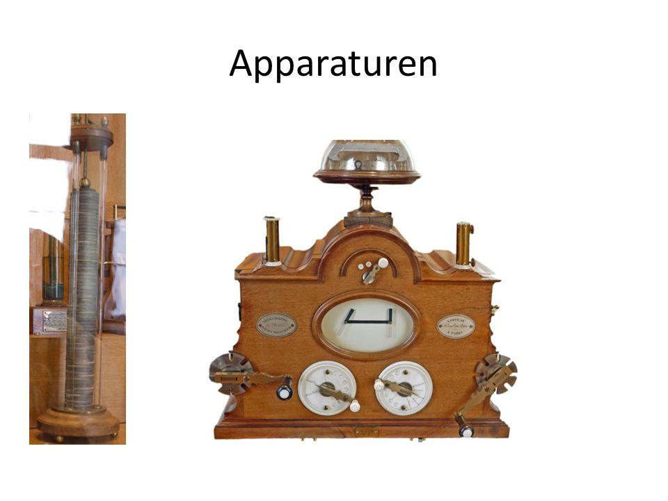 Apparaturen